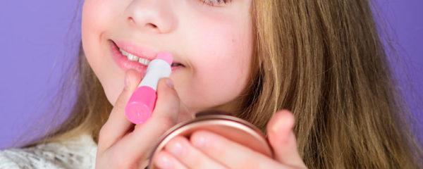 Baume à lèvres enfant