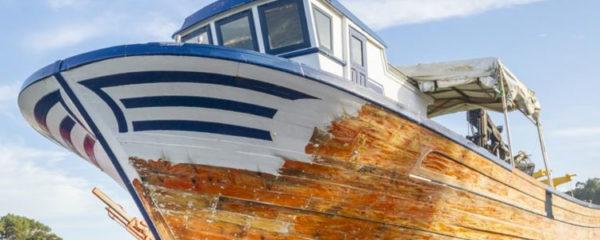 coque de son bateau